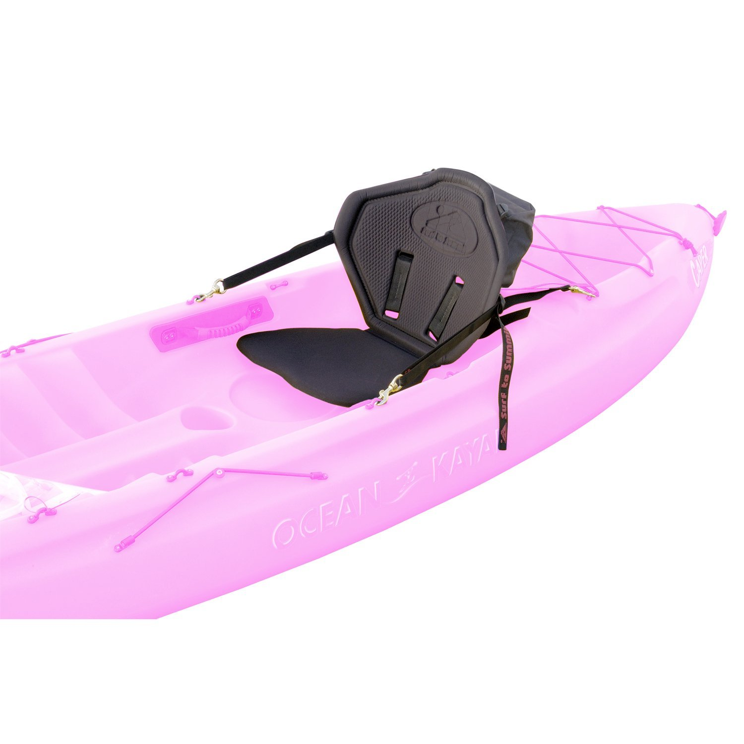 Surf to Summit Outfitter Tall Back Kayak Seat Standard Pack